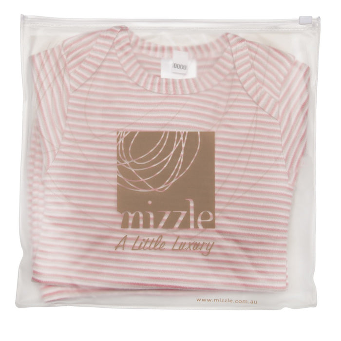 Large Nightie - Pink Stripes | Mizzle Baby & Children's Clothing