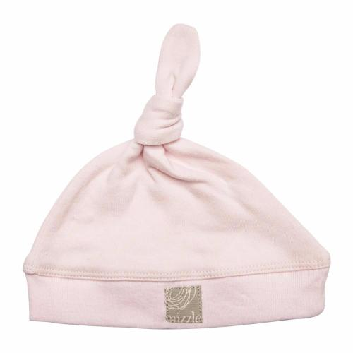 Single Knotted Hat - Soft Pink