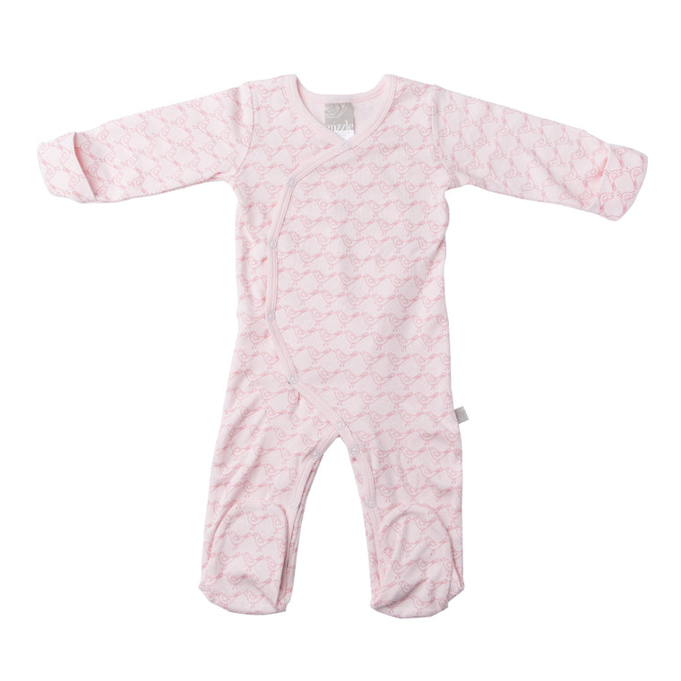 Coverall Romper - Bella Bird