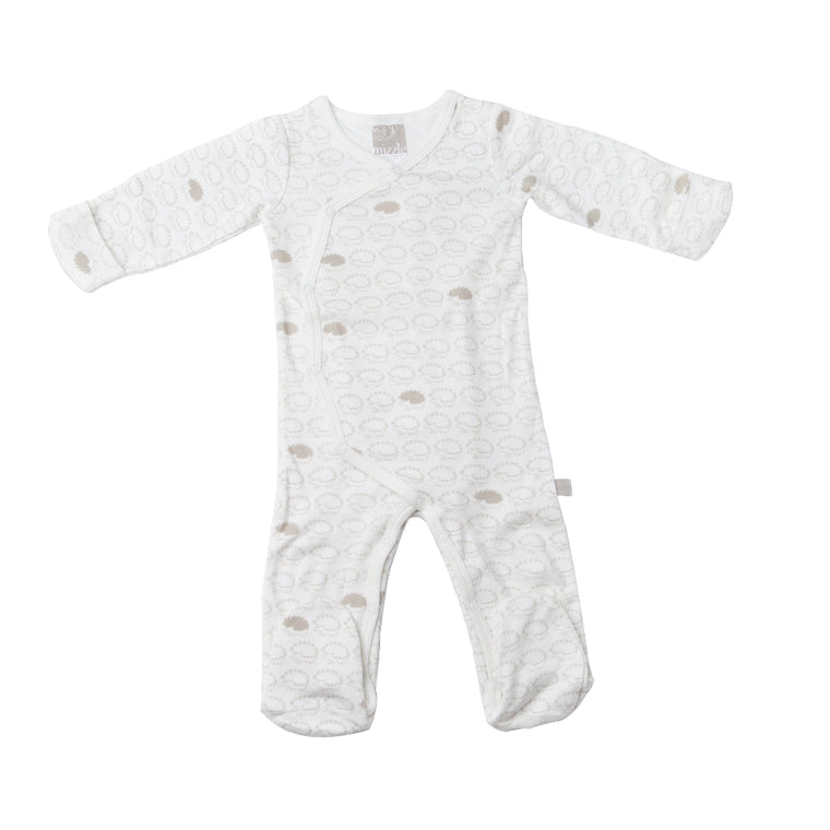 Coverall Romper - Henley Hedgehog