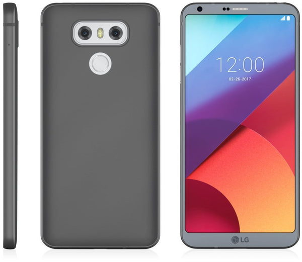 huge discount 5034c c4e4b LG G6 MNML Case
