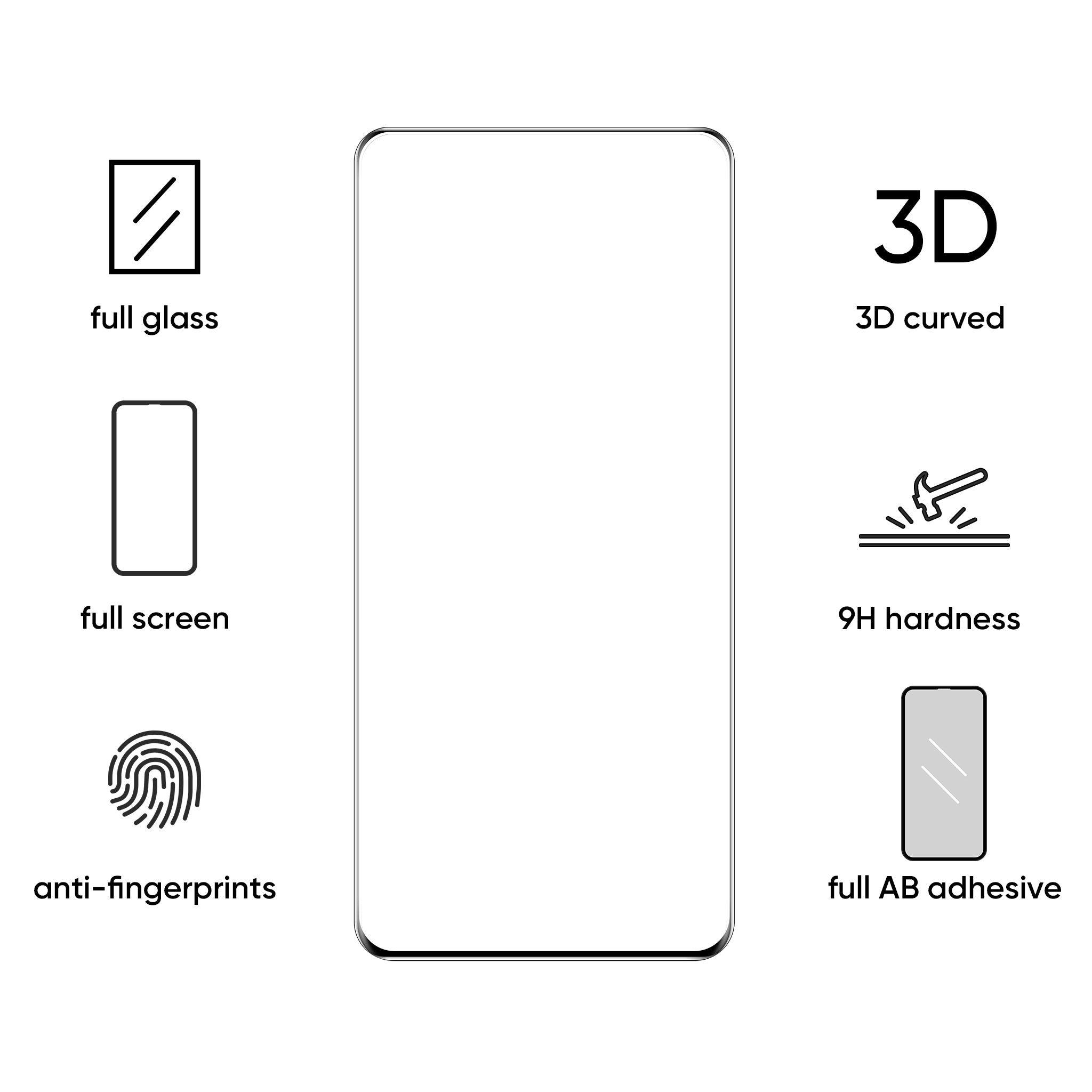 Galaxy S20 Plus MNML Screen Protector
