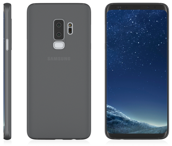 detailed look 72392 805c9 Galaxy S9 Plus MNML Case