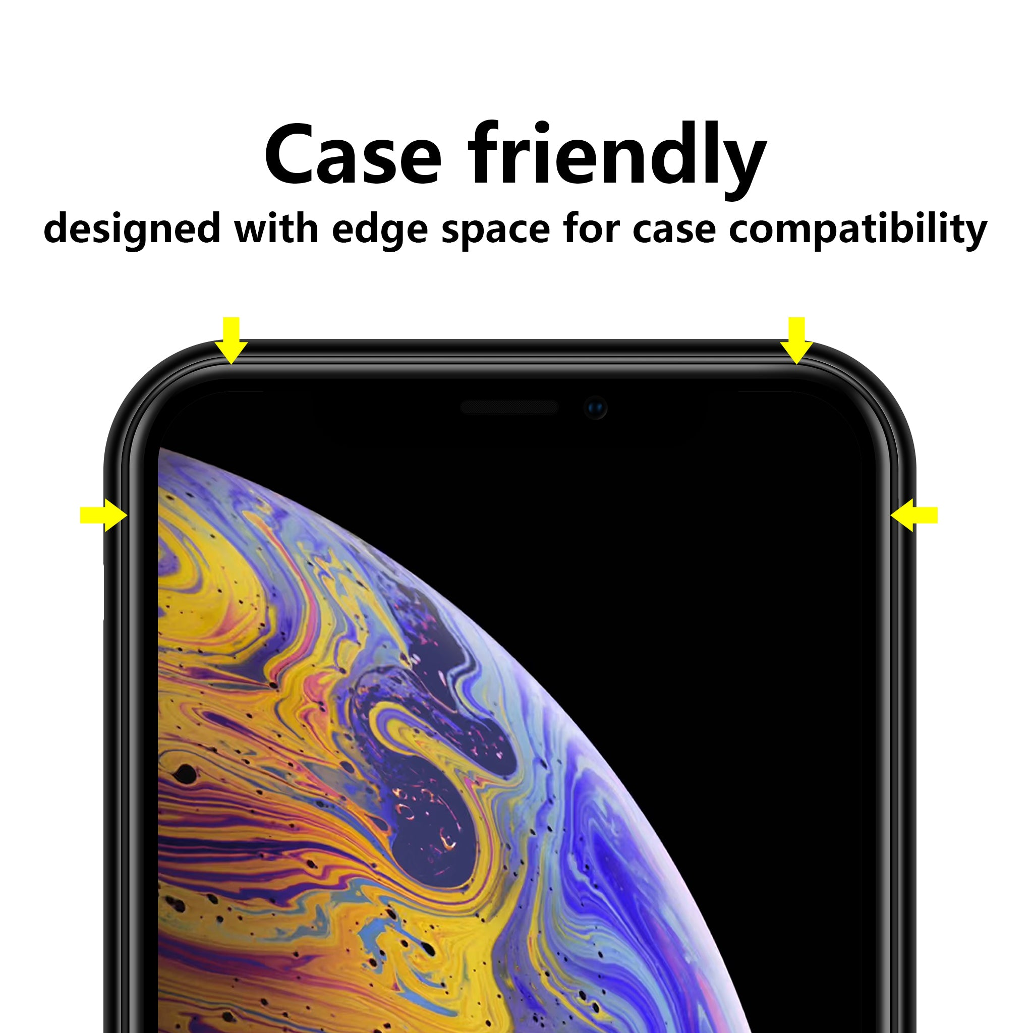 iPhone XS MNML Screen Protector