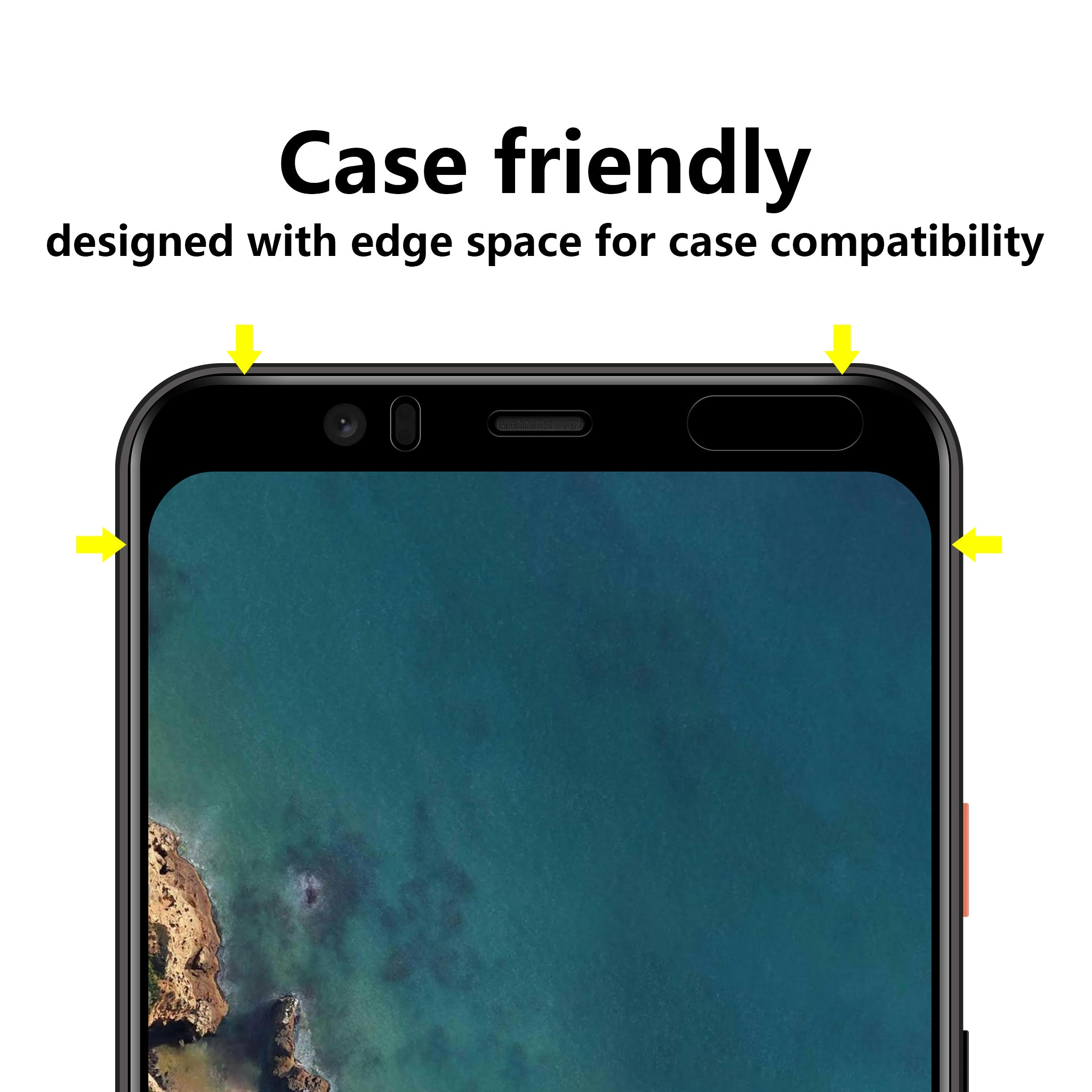 Pixel 4 XL MNML Screen Protector