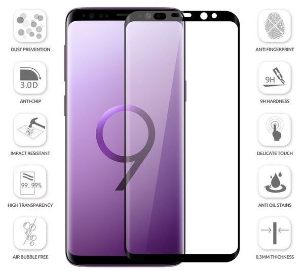 Galaxy S9 Plus MNML Screen Protector