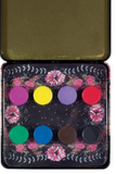 Gypsy Rose Watercolor Set