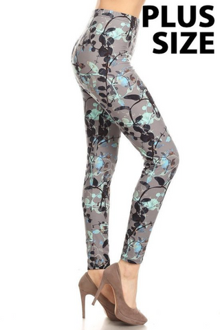 Plus Leggings - New Just In!