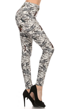 Dragonfly Jr. Leggings