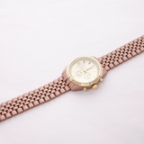 Blush & Gold Watch