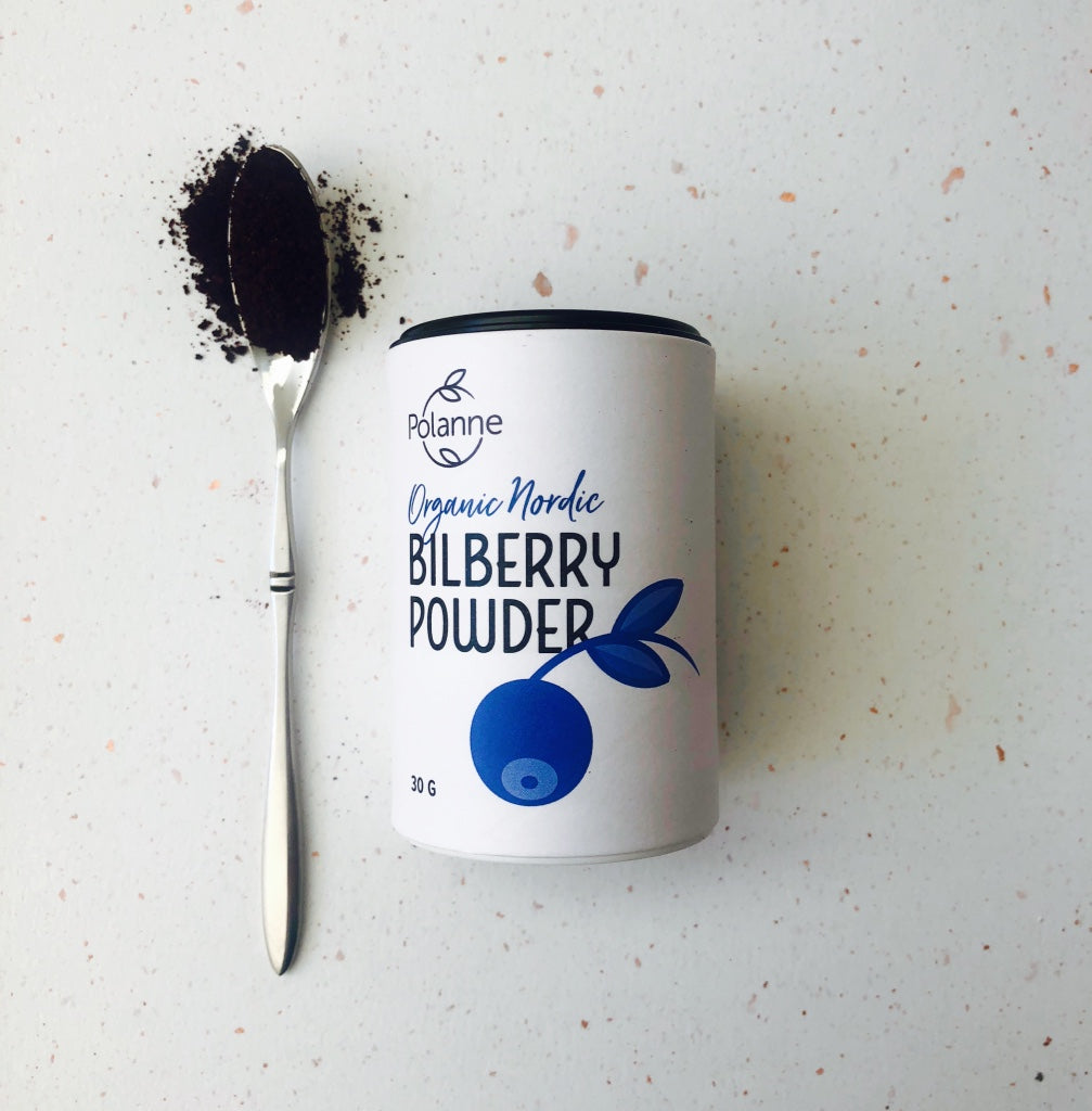 Organic Wild Bilberry Powder