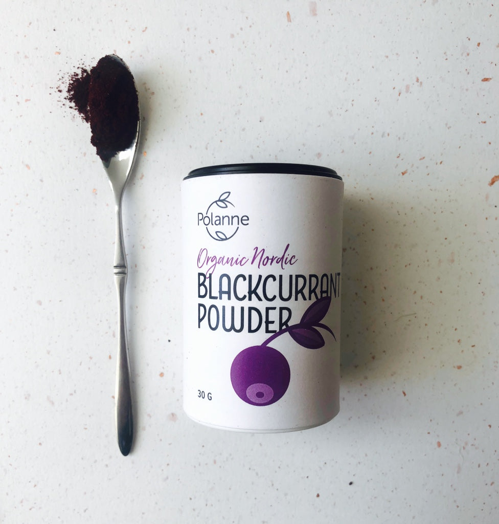 Organic Blackcurrant Powder