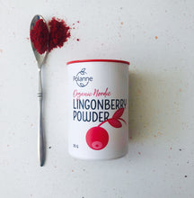 Organic Lingonberry Powder