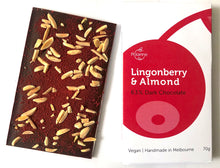 Lingonberry & Almond Chocolate