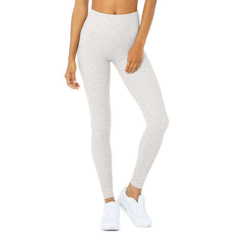 ALO High Waisted Micro Waffle Low Key Legging. You'll need (at least) one in every color — they're that good. This micro-waffle legging is an essential for flow or days on the go, with a soft & super comfy feel and your fave high-waist silhouette.