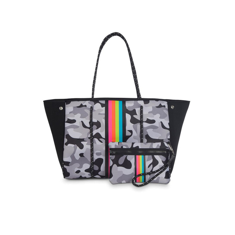 Haute Shore Greyson Ultimate Tote. The new Haute Shore Greyson Revolve Tote is what camo dreams are made of! This neoprene tote is the perfect blend of style and functionality.