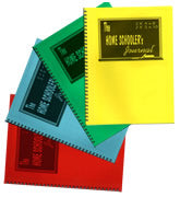 The Home Schooler's Journal (YELLOW)
