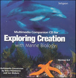 Apologia Exploring Creation with Marine Biology Companion CD, 1st Edition