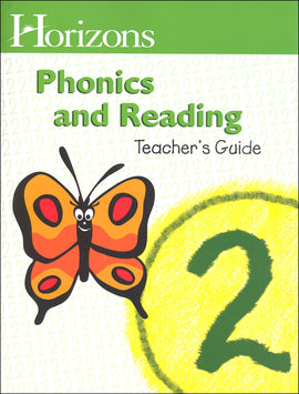 Horizons Phonics and Reading Level 2 Teacher's Guide