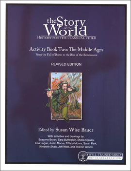 Story of the World Activity Book, Volume 2 (Revised Edition)