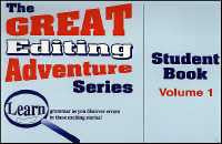 Great Editing Adventure Series Volume 1 Student Book
