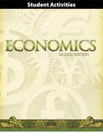 BJU Press Economics Student Activities Manual (2nd ed)