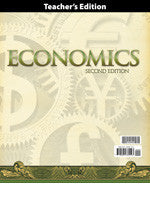 BJU Press Economics Teacher's Edition (2nd ed)