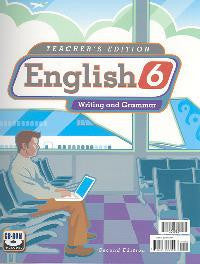 BJU Press English 6 Teacher's Edition, 2nd Edition