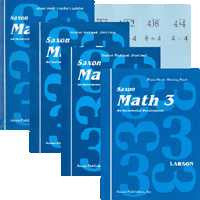 Saxon Math 3 Kit