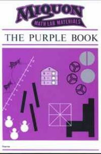 Miquon Work Book - #6 Purple