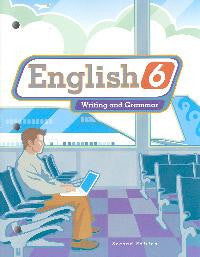 BJU Press English 6 Student Worktext (2ed)