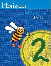 Horizons Math Second Grade Workbook 2