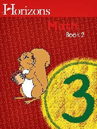 Horizons Math Third Grade Workbook 2