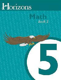 Horizons Math Fifth Grade Workbook 2