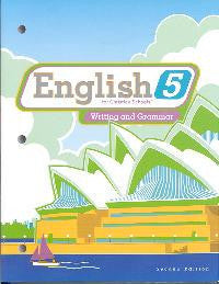 BJU Press English 5 Student Worktext (2ed)