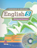 BJU Press English 5 Teacher's Edition & Toolkit CD (2ed)