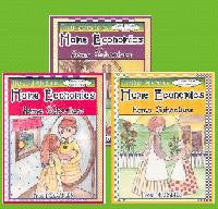 Home Economics for Home Schoolers Set