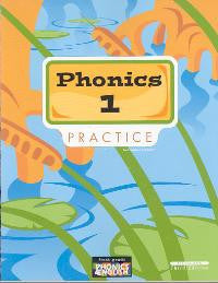 BJU Press Phonics 1 Practice, 3rd ed