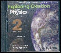 Apologia Exploring Creation with Physics 2nd Ed Companion CD