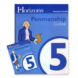 Horizons 5th Grade Penmanship Set