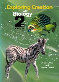 Apologia Exploring Creation with Biology, 2nd Edition (Student Text Only)