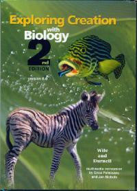 Apologia Exploring Creation with Biology 2nd Edition CD (Full Text plus Solutions)