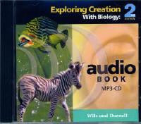Apologia Exploring Creation with Biology 2nd Edition MP3 Audio CD