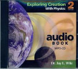 Apologia Exploring Creation with Physics, 2nd Edition MP3 Audio CD