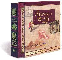 Annals of the World Hardcover with CD