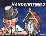 BJU Press Handwriting 2 Student Worktext (2nd ed.)