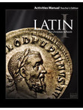 BJU Press Latin 1 Student Activities Manual 2ed