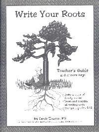 Write Your Roots, Teacher's Guide and Answer Key