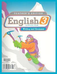 BJU Press English 3 Teacher's Edition (2ed)