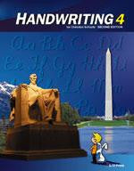 BJU Press Handwriting 4 Student Worktext (2nd ed.)